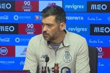 Sérgio Conceição quer chegar a maio e ser campeão