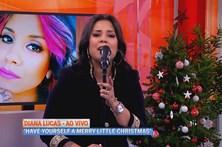 Diana Lucas ao vivo