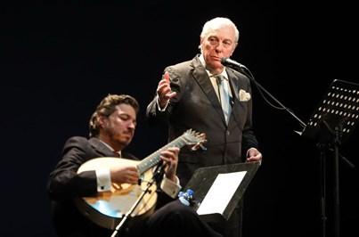 João Braga comemora carreira ímpar no fado