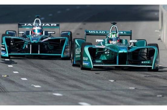 Félix da Costa inicia época da Fórmula E com sexto lugar em Hong Kong