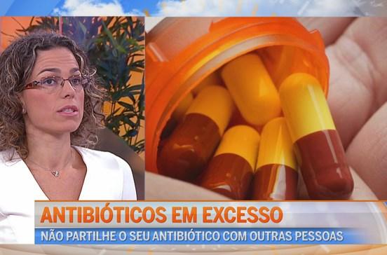 Antibióticos em excesso