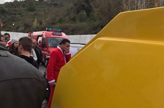 Passeio em comboio acaba com 12 feridos em Alenquer