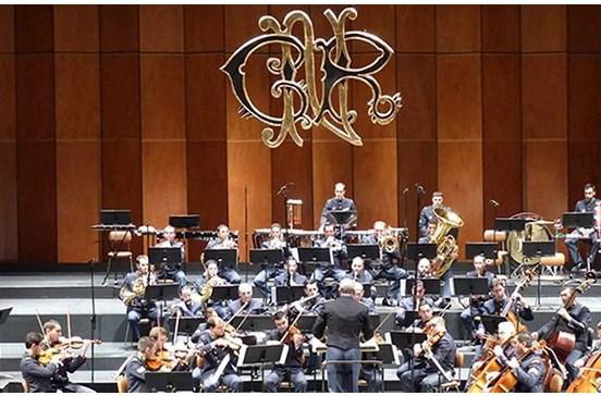 Orquestra da GNR visita Ministério das Finanças