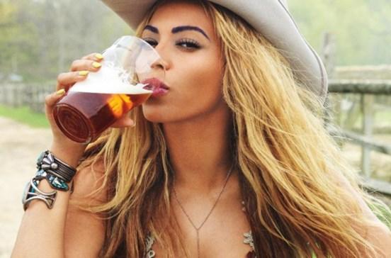 Beyoncé não quer cervejas inspiradas em si