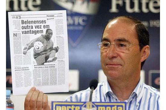 Acordo no 'caso Mateus' faz Gil Vicente regressar à I Liga