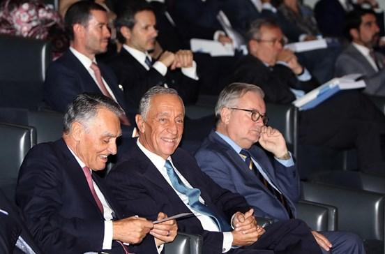 "Marcelo afirma que ""Serralves é exemplo nacional e universal"""
