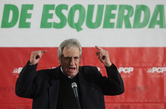 """PCP avisa que """"principal compromisso"""" é com o povo """"e não com o Governo"""""""