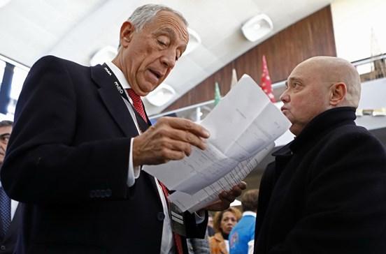 Marcelo decide sobre a promulgação do Orçamento do Estado entre quarta e quinta-feira