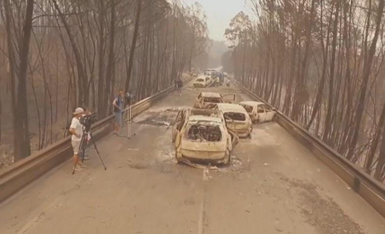 Já há um arguido no caso dos incêndios de Pedrógão Grande