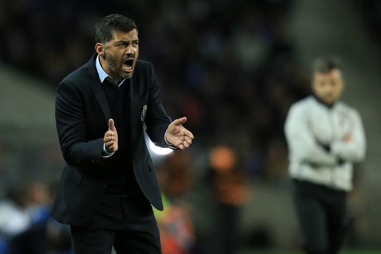 Só faltou um no segundo dia a pensar no Mónaco — FC Porto