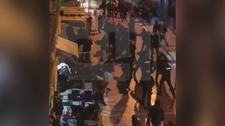 Agressões entre adeptos do Basileia e seguranças no Cais do Sodré