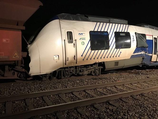 Colisão entre comboios causa vários feridos na Alemanha