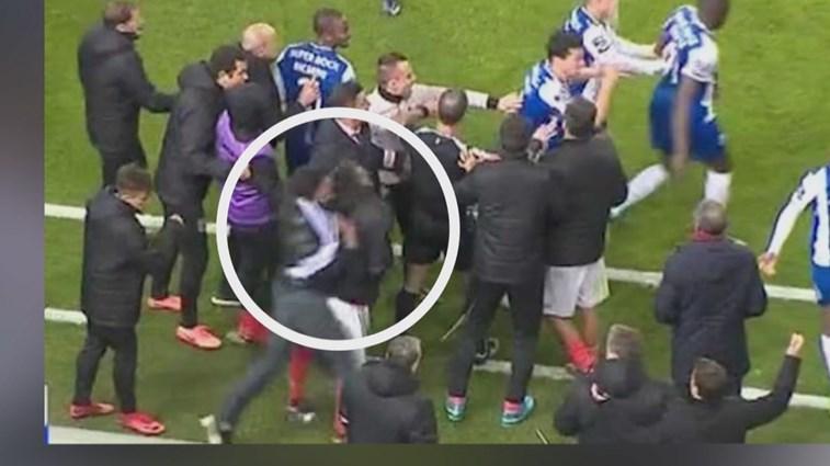 FPF castiga FC Porto por causa de invasão de adepto
