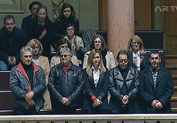 Parlamento aprova voto de pesar de Zé Pedro por unanimidade