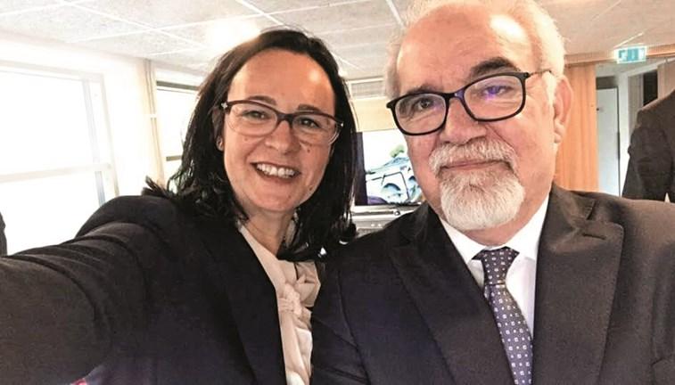 PSD exige Vieira da Silva no Parlamento até amanhã