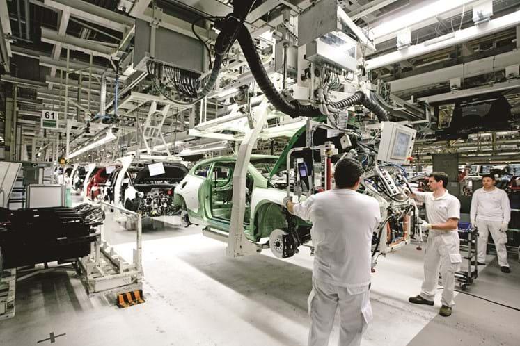 Trabalhadores rejeitam imposição de novos horários na Autoeuropa