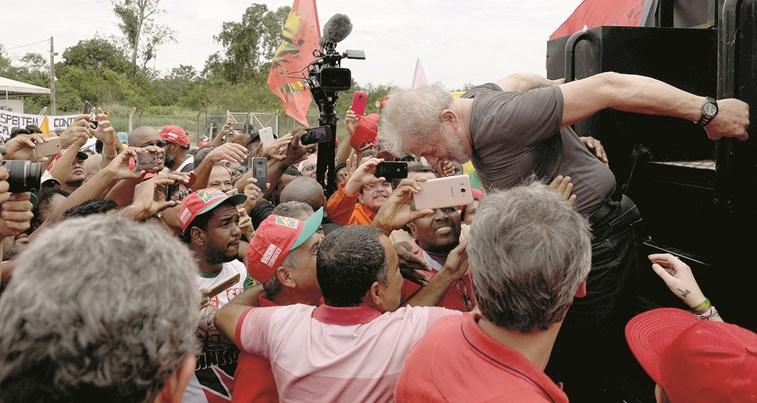 Julgamento de Lula em 2ª instância é marcado para janeiro