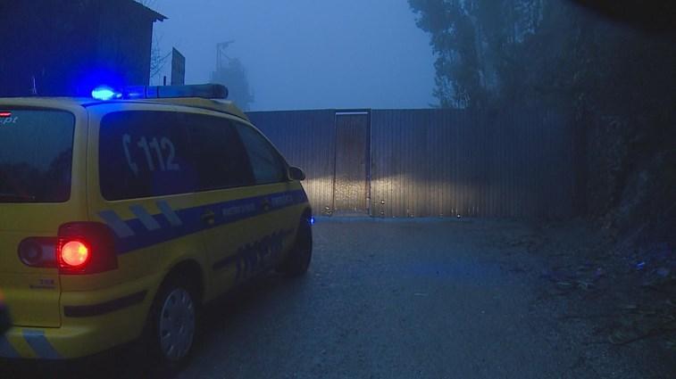 Acidente fatal para trabalhador em Oliveira de Azeméis
