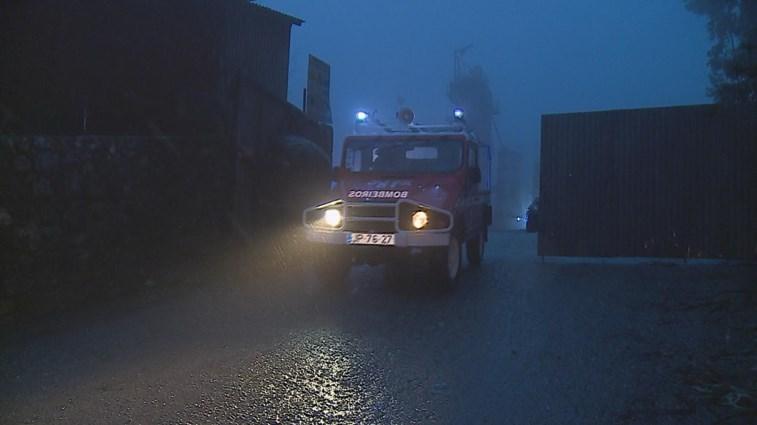 Homem morre depois de cair dentro de betoneira em Oliveira de Azeméis