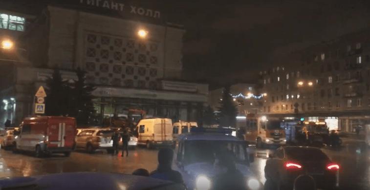 Vários feridos em explosão num supermercado em São Petersburgo
