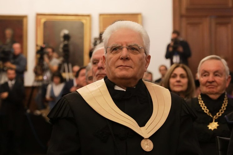 Presidente da Itália dissolve Parlamento antes de eleições