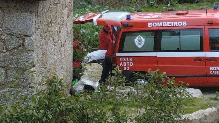 Mulher morre após despiste em Cabeceiras de Basto