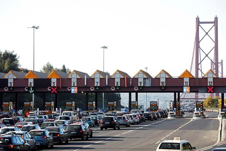 Infraestruturas de Portugal aumenta 32% das portagens nas autoestradas até 10 cêntimos