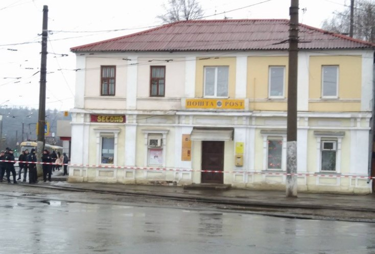 Nove reféns na cidade de Kharkiv libertados ilesos