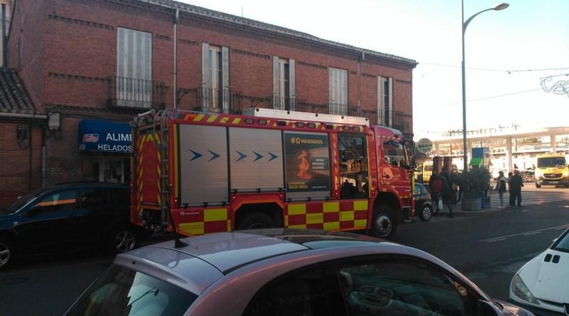 Acidente de comboio faz pelo menos 45 feridos em Madrid