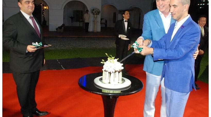 Embaixador português casa-se na Tailândia - Famosos - Correio da Manhã