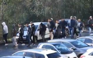 Adeptos do Guimarães agridem atletas no treino