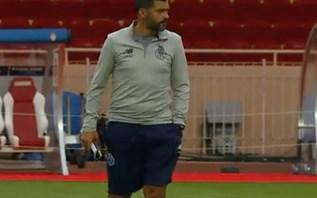 """""""Quero ganhar dentro do campo"""", diz Sérgio Conceição"""