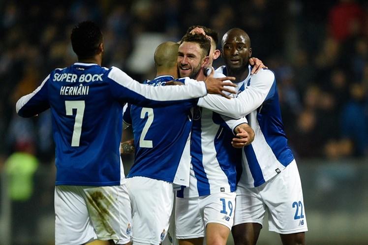 Procura último semi-finalista — Moreirense-FC Porto
