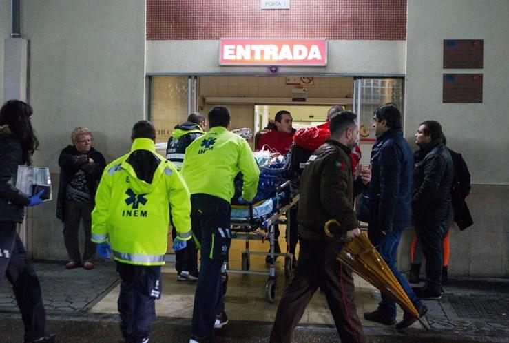 Nacional. Incêndio em associação faz vários mortos em Tondela