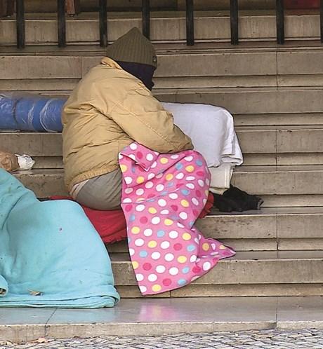 Vaga de frio: Lisboa ativa plano de proteção aos sem-abrigo