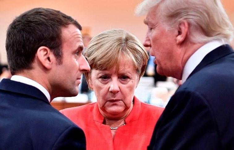 Segurança. Macron diz que Europa deve