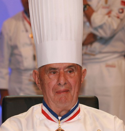 Morre o chef Paul Bocuse, considerado o chef do século