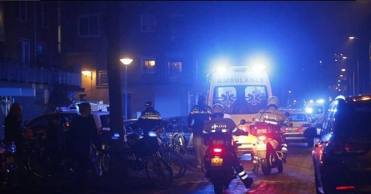 Tiroteio deixa um morto em Amsterdã