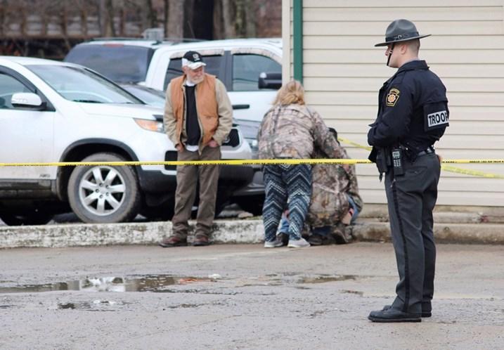 Quatro mortos em tiroteio nos Estados Unidos
