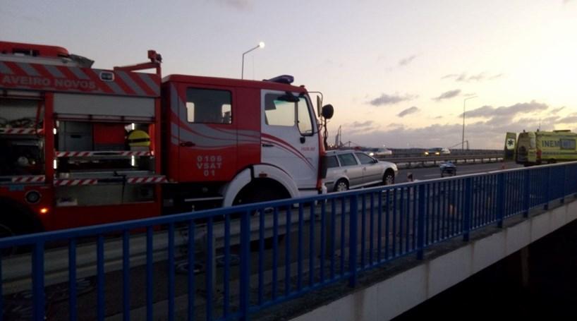 Resultado de imagem para Aveiro: Motociclista morre em despiste na A25 em Aveiro