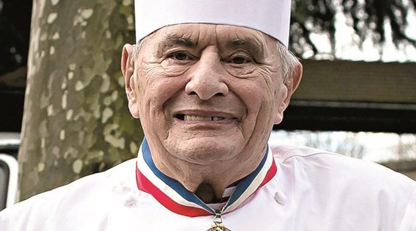 Morreu Paul Bocuse, o mais conceituado cozinheiro francês