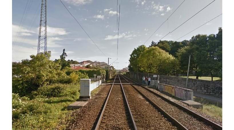 Atropelamento mortal condiciona linha de comboio em Rio Tinto