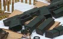 PSP recupera pistolas roubadas