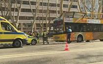 Acidente com autocarro faz 12 feridos em Lisboa