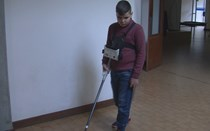 Bengala com GPS para cegos