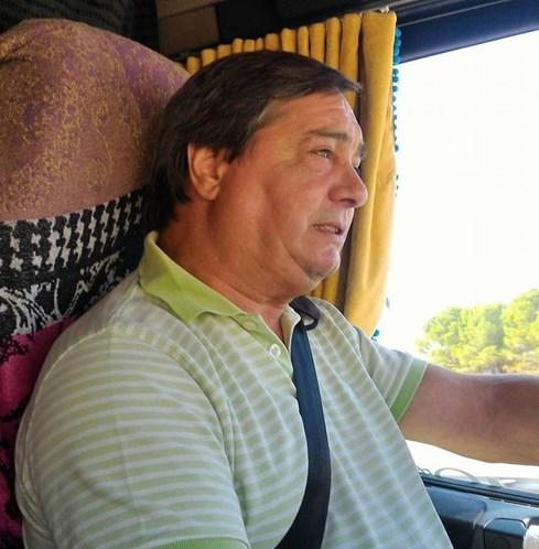 Camionista português despista-se e morre em Espanha