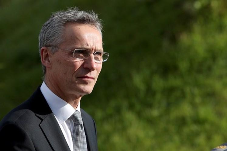 Stoltenberg. Todos os países da NATO apoiaram ataque contra a Síria