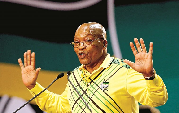 Pressionado pelo próprio partido, presidente renuncia — África do Sul