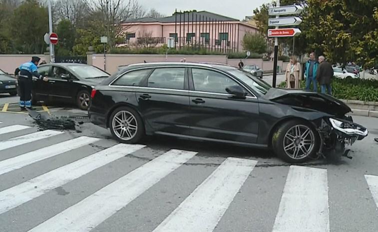 Porto. Sete crianças feridas em acidente com carrinha de transporte escolar