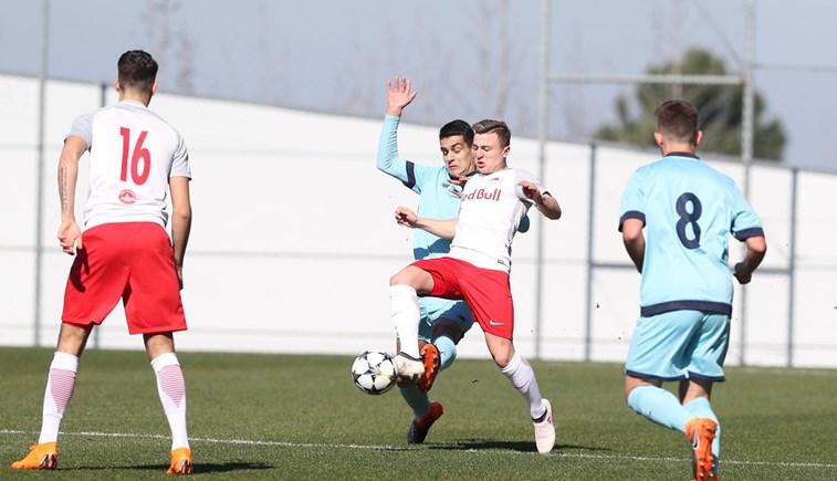 FC Porto nos 'quartos' da UEFA Youth League